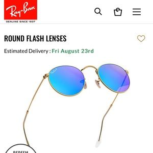 Polarized Ray Bans